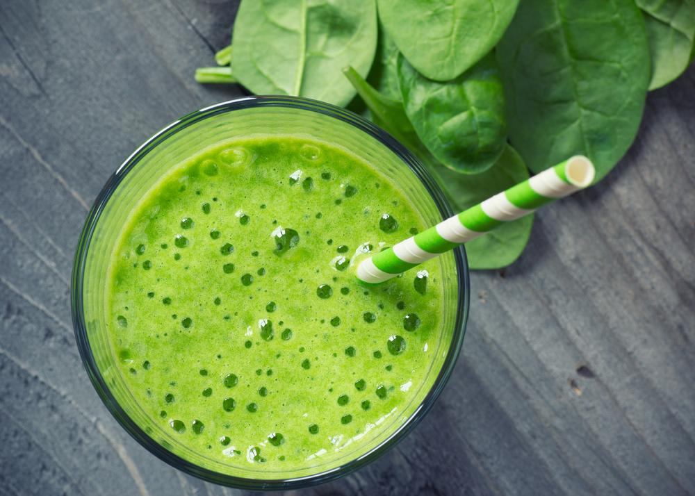 jugo de verde