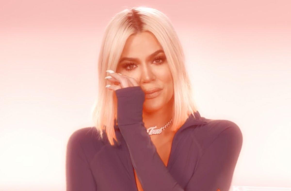 Así fue la reacción de Khloé Kardashian a infidelidad de Tristan Thompson