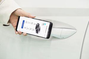 La nueva herramienta digital de Hyundai te deja abrir tu auto sin llave, usando tu celular