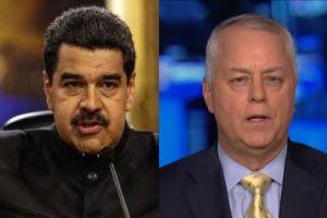 """""""Una bala en la frente puede ser la manera de que salga de Venezuela"""", exmilitar de EEUU sobre Maduro"""