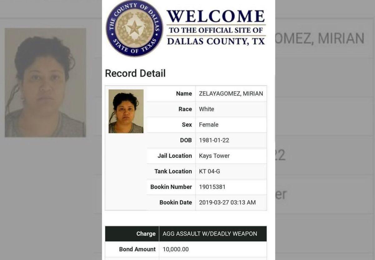 """La inmigrante """"Lady Frijoles"""": cómo pasó de pedir asilo, ser encarcelada y enfrentar deportación"""