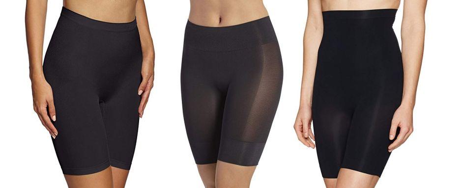 5 fajas de control de muslos que te ayudarán a estilizar tus piernas