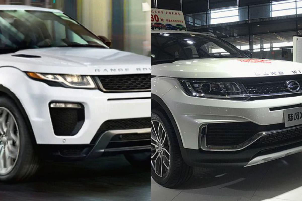 """Land Rover demandó a una marca de autos china por """"clonar"""" su diseño… y ganó"""