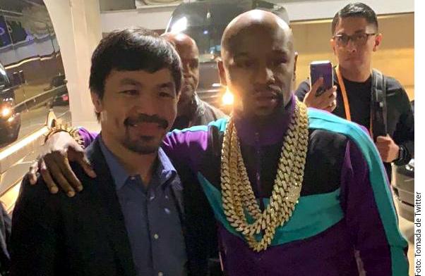 Manny Pacquiao fija un plazo para su próxima pelea ¿será Mayweather el rival?