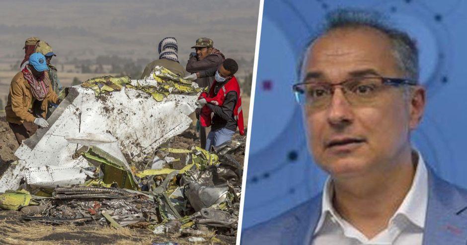 Salva la vida porque perdió el equipaje, el resto de los 157 pasajeros mueren