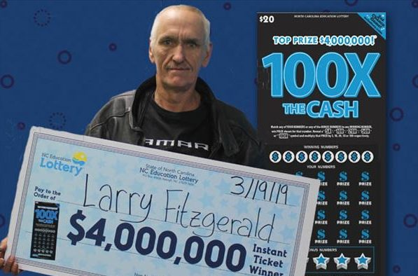 Trabajador de una tienda de segunda mano gana un premio de lotería de $4 millones