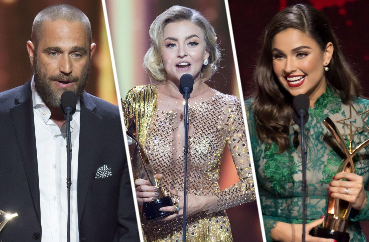 'Amar a muerte' arrasa: Lista completa de ganadores de Premios TVyNovelas 2019