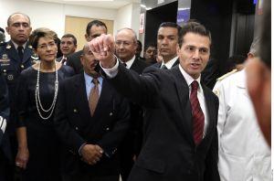 Juez rechaza citar a Peña Nieto por sobornos en Pemex