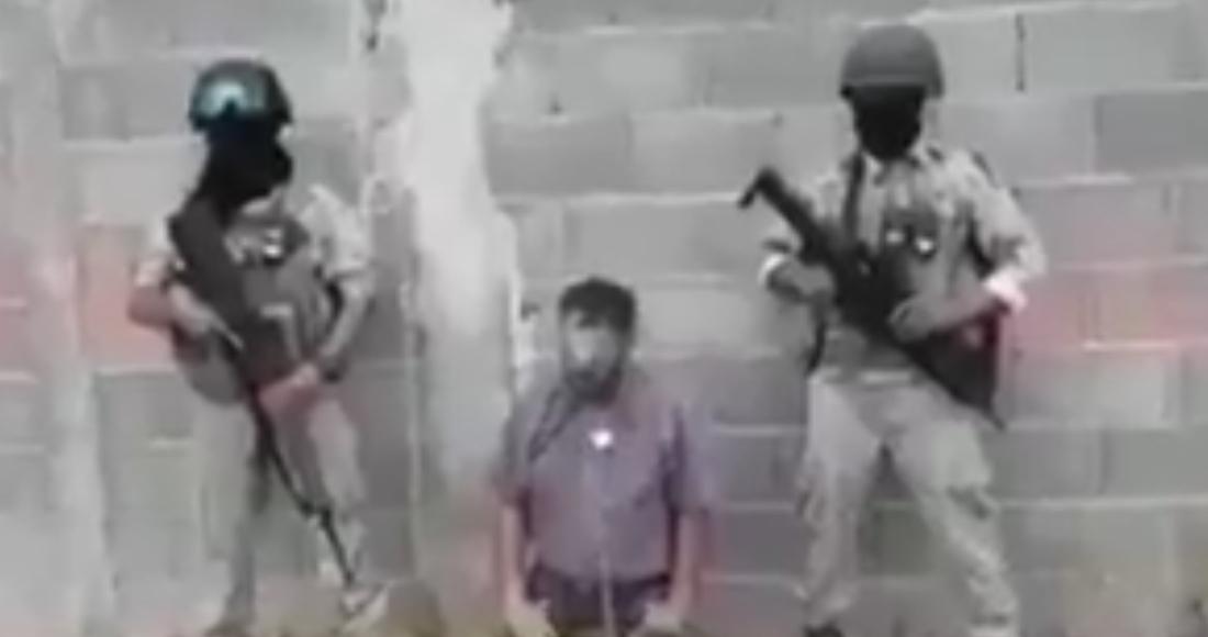 Video: regidor de Tamaulipas secuestrado confiesa nexos con el cártel del Golfo