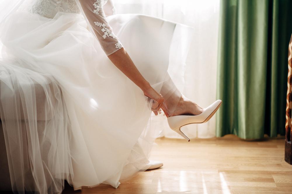 Los 10 mejores modelos de zapatos de novia que se ajustan a tu presupuesto