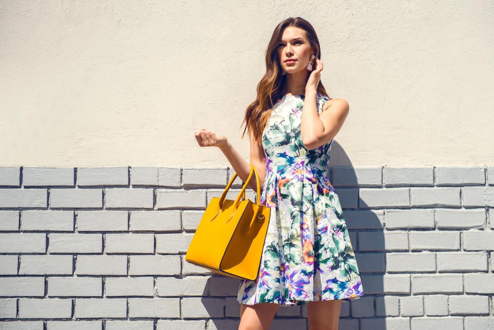 7 vestidos cortos florales para lucir tus piernas en primavera
