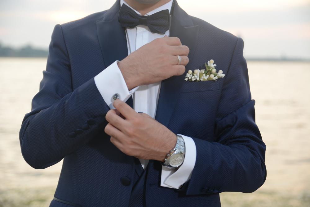 Los 5 mejores trajes de novio para lucir en una boda formal