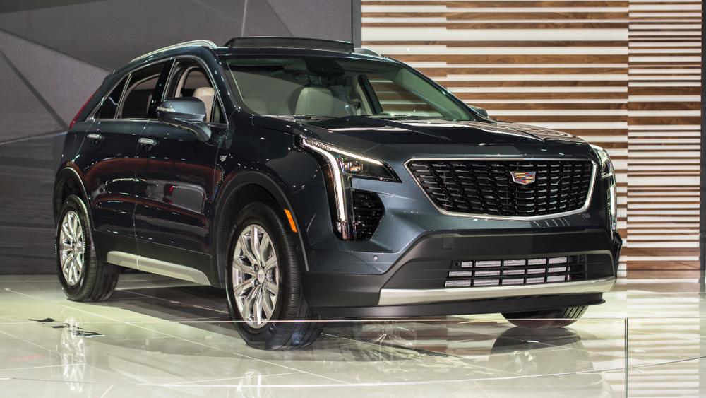 Cadillac Crossover XT4