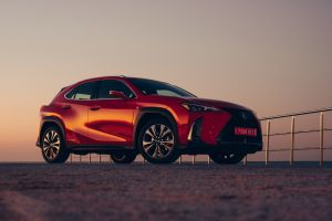 Conoce el Lexus UX 250h, y comprueba por qué este crossover híbrido está convirtiéndose en favorito