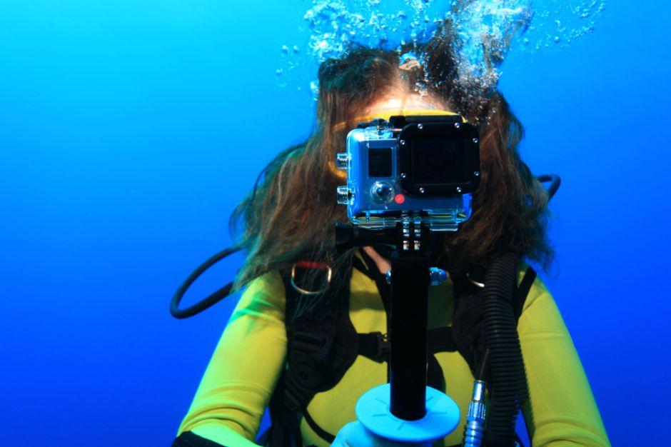 Las mejores 4 cámaras digitales para usar debajo del agua por menos de $60