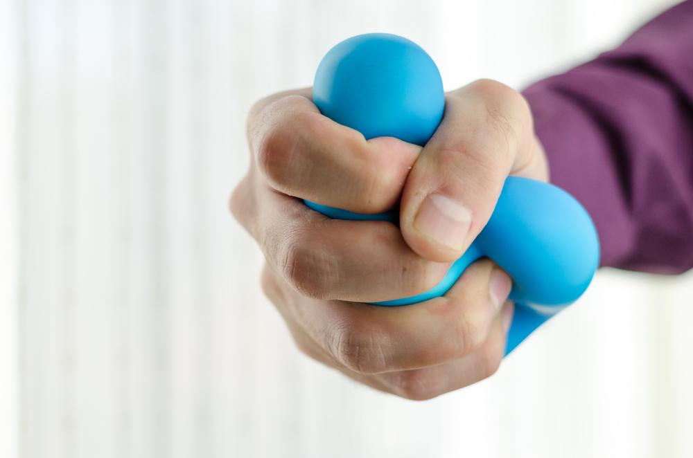 5 pelotas anti estrés para ejercitar tus manos y reducir la ansiedad