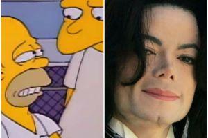 Retiran capítulo de Los Simpson con Michael Jackson tras acusaciones de abuso sexual