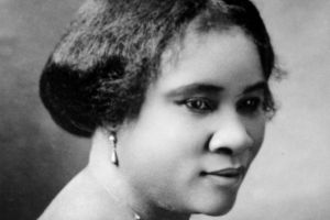 Madam C.J. Walker, la primera mujer que se convirtió en millonaria en Estados Unidos