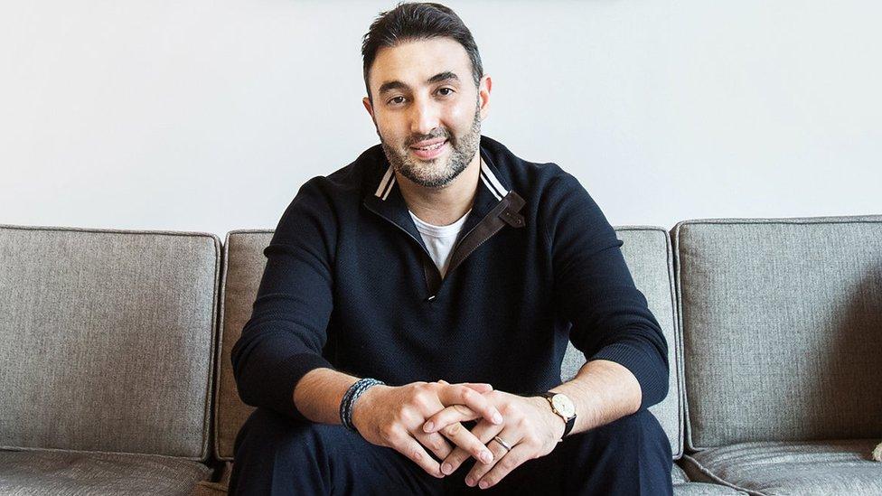 Sharan Pasricha fundó Ennismore hotels en 2012.