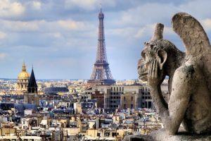 Incendio en Notre Dame: los secretos que esconden las monstruosas gárgolas de la catedral en París
