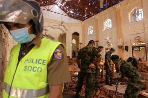 Así es el desconocido grupo islamista al que responsabilizan del atentado de Sri Lanka, uno de los mayores desde el 11-S