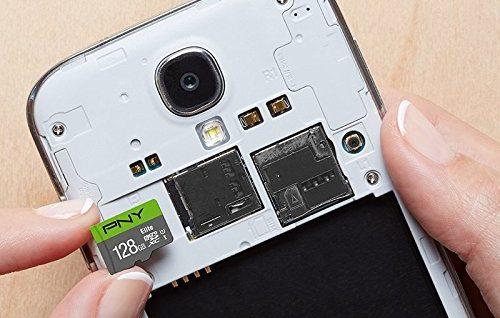 4 memorias micro SD para guardar más fotos y videos en tu teléfono celular