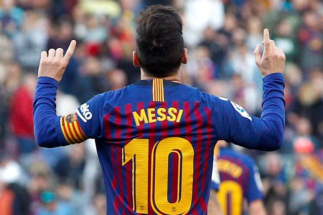 Según France Football Messi es el futbolista con mayores ingresos en el mundo