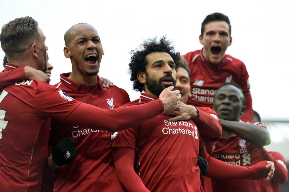Liverpool se impone al Chelsea en Anfield y encabeza la lucha por la Premier