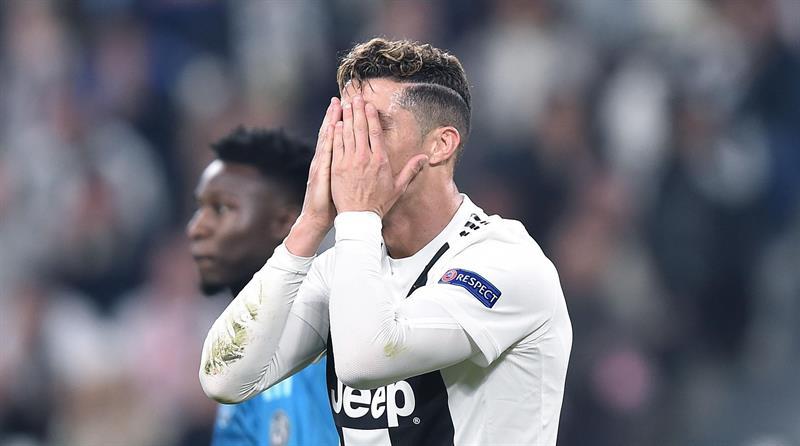 Cristiano Ronaldo se quedó sin Champions, Ajax eliminó a la Juventus