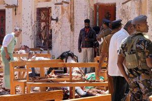 Aumentan a 290 los muertos por ataques en Sri Lanka, se registra nueva explosión