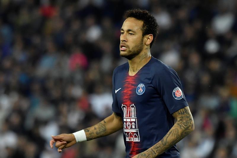 Neymar publica polémico mensaje y luego lo borra ¿se va al Real Madrid?