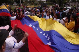 Crisis en Venezuela obliga a suspender un partido de Copa Sudamericana