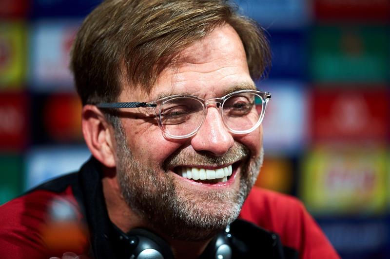 El técnico del Liverpool, Jürgen Klopp no ve al Camp Nou como un templo del fútbol