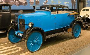 El auto clásico que logró escapar de los Nazis... y que se convirtió en pieza de museo
