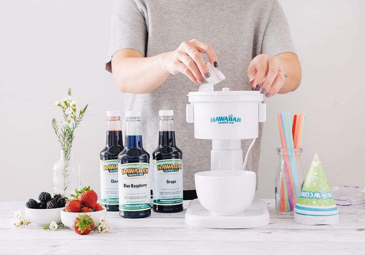 Las 6 mejores máquinas para hacer cocteles, yogurt y helado en tu casa