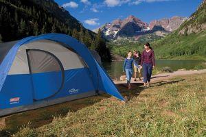 Las 5 mejores casetas de campaña para acampar en primavera