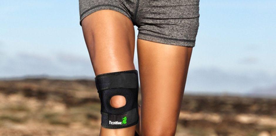 6 bandas de soporte para evitar el dolor en las rodillas al caminar