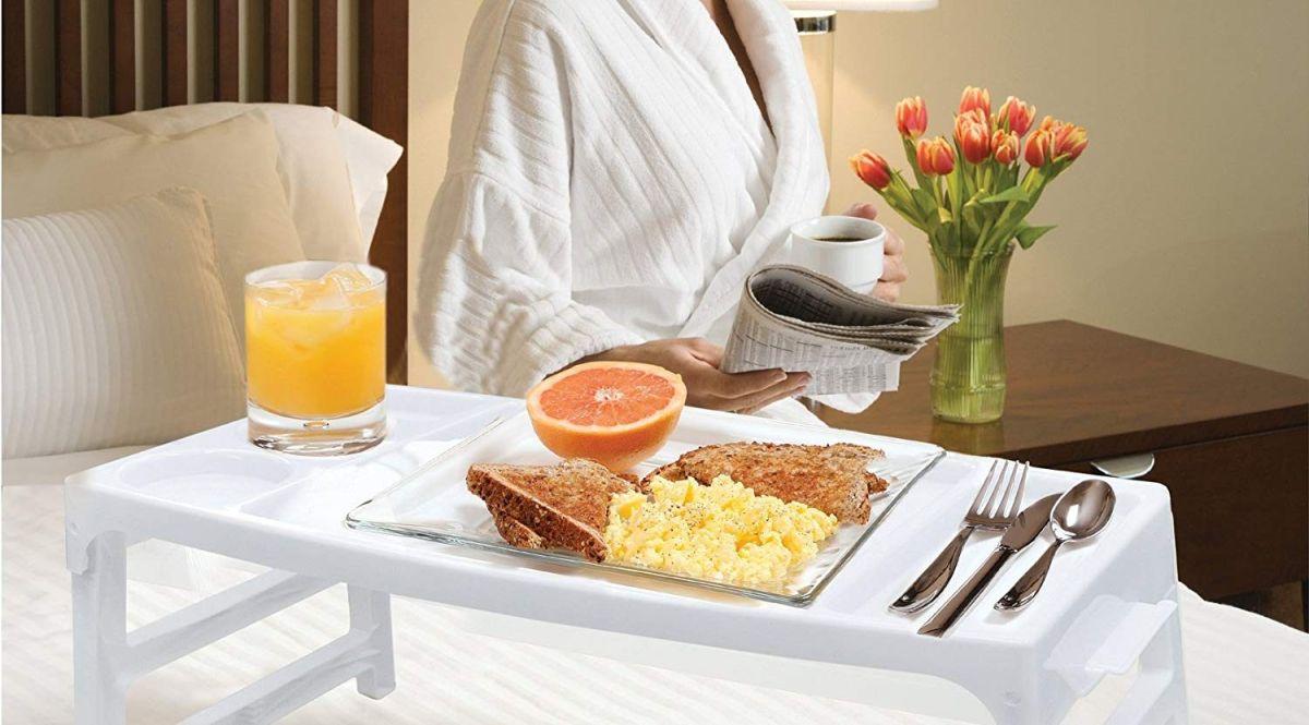 Las 9 mejores bandejas para desayunar en la cama