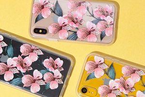 Las 6 mejores fundas de celular con diseños florales para celebrar la primavera