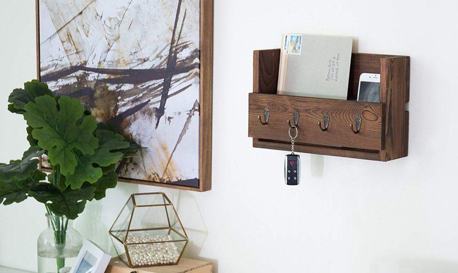 5 estantes para llaves multiusos para que no se te olvide nada al salir de casa