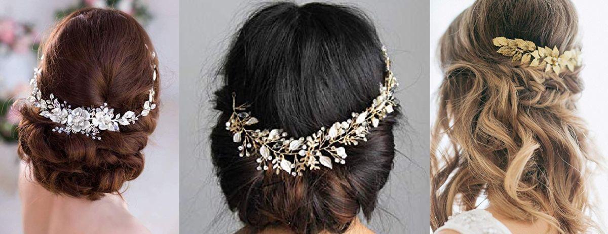 7 accesorios para el cabello que puedes usar en tu fiesta de 15 años
