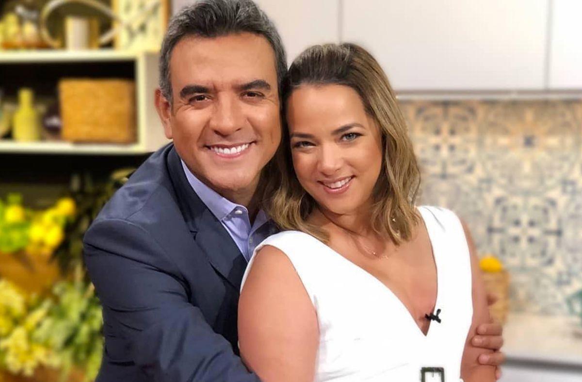 """Adamari López a Héctor Sandarti: """"Mis respetos y mi amistad por siempre"""""""