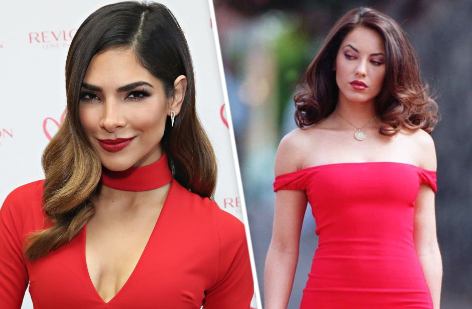 Alejandra Espinoza de Univision sería 'Rubí' en nueva versión de telenovela de Televisa