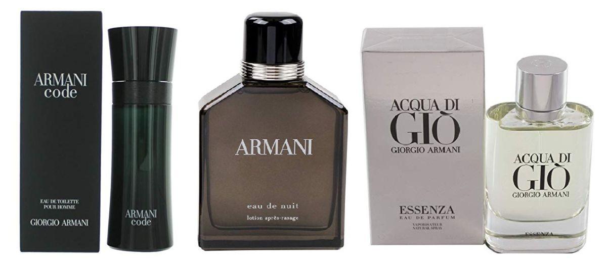 5 Perfumes De Hombre Marca Giorgio Armani Para Usar A Diario La Opinión