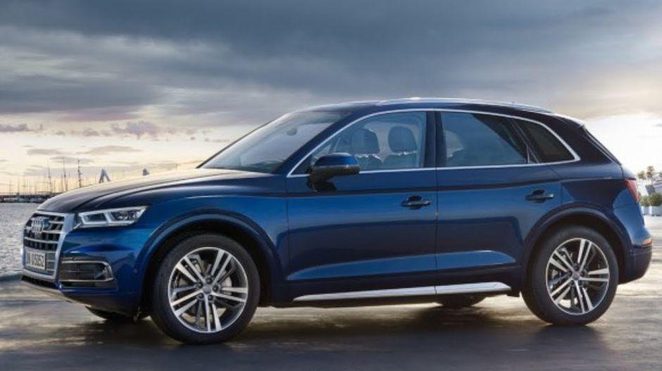 Audi Q5 2019: premiada como la mejor SUV mediana para conducir este 2019