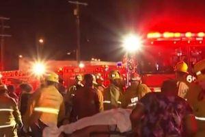 Los videos de la balacera que dejó 19 heridos en vigilia por asesinato de rapero Nipsey Hussle