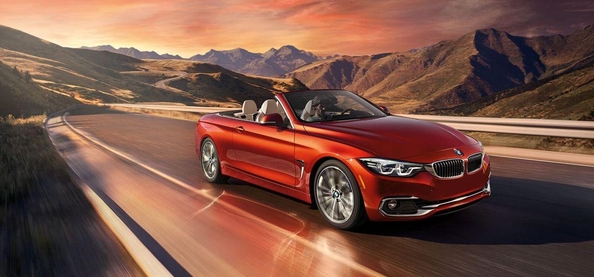 BMW 4 Convertible: el coupé que inspira confianza y buen gusto