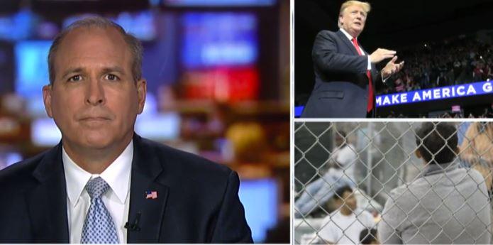 Jefe de la Patrulla Fronteriza de Obama apoya controvertido plan migratorio de Trump