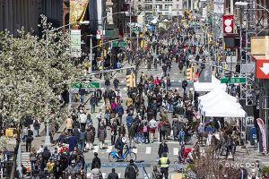 """Cierran varias calles este sábado en Nueva York por el """"Día de la Tierra"""""""