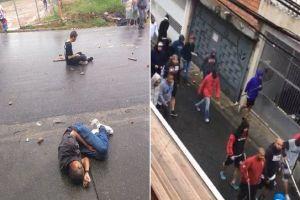 Sangrienta pelea entre hinchas de Sao Paulo y Corinthians deja 14 heridos